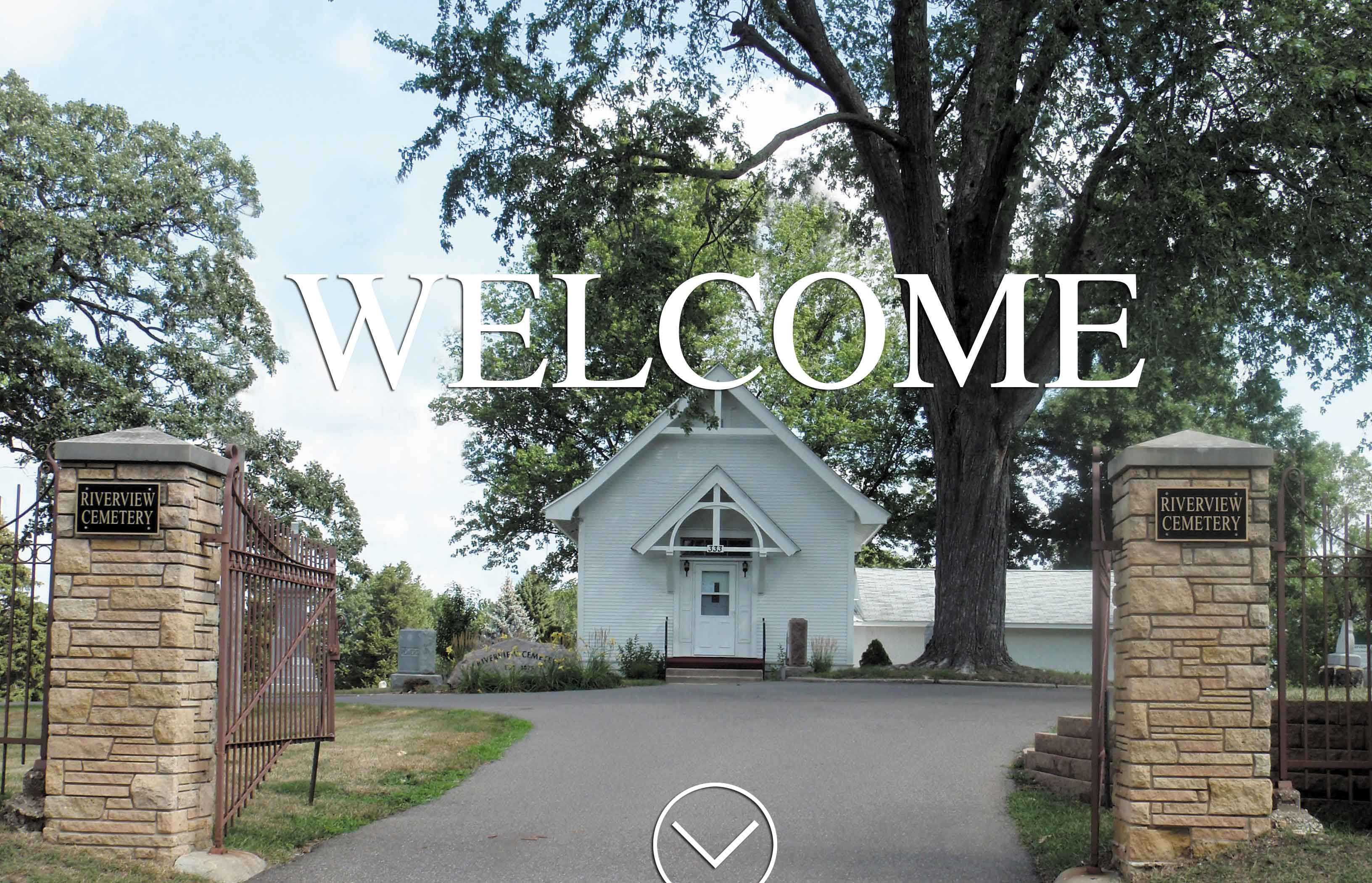 Riverview Cemetery Home Page