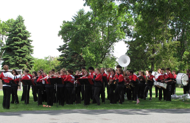 St. Croix High School Band